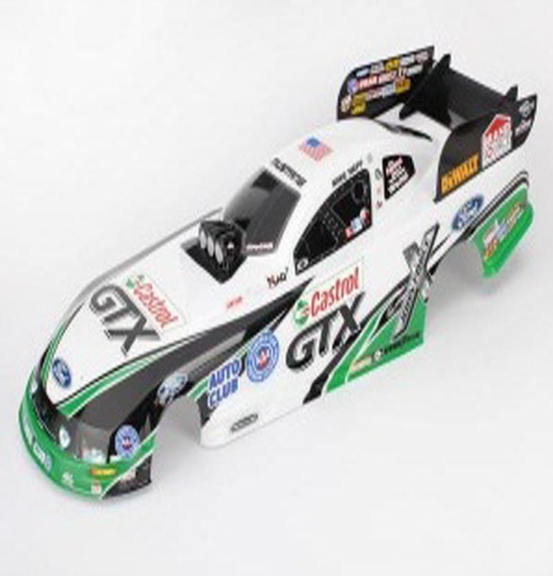 AX6913 Body, Ford Mustang, Mike Neff (painted, decals applied)