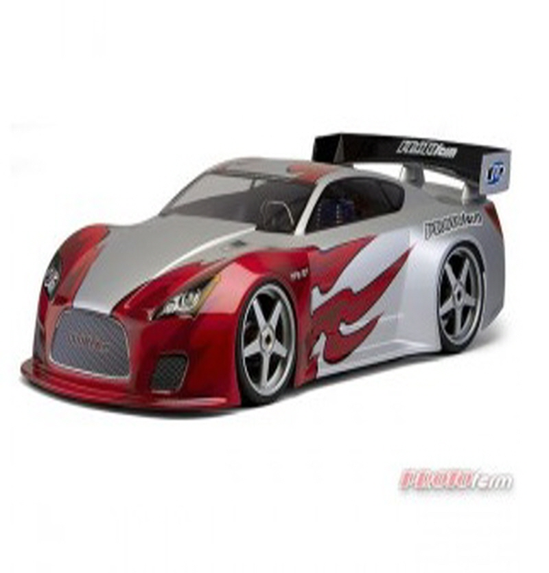 AP1503 PF8-GT Clear Body for 1:8 GT