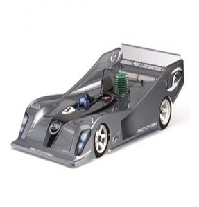 AP1453 PF-1 LMP Clear Body for 1:8 On-Road Car