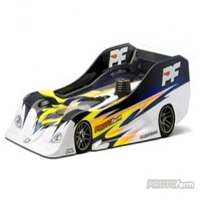 AP1504-25 P909 PRO-Lite Clear Body for 1:8 On-Road