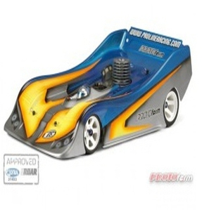 AP1469 Lola T530 Clear Body for 1:8 On-Road Car