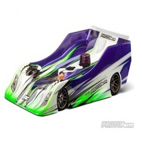 AP1523-30 R15B Light Weight Clear Body for 1:8 On-Road