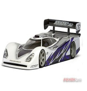 AP1501 Mulsanne LMP Clear Body for 200mm Pan Car