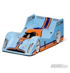 AP1611-21 AMR-12 Light Weight Clear Body for 1:12 On-Road Car