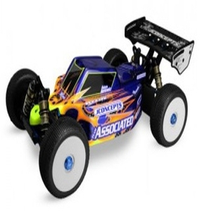 AJ0239 Illuzion - RC8.2e - Finnisher body