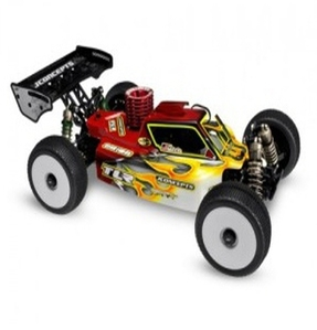 AJ0238 Illuzion - TLR 8ight 2.0 - Finnisher body