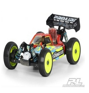 AP3363 2012 BullDog Clear Body for RC8.2