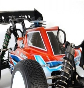 AJ0204 Illuzion - 1/8th Losi 8ight 2.0 Punisher body