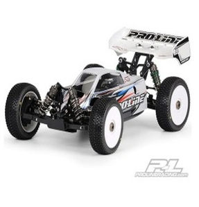 AP3315-40 Slipstream Clear Body for Losi 8ight-E 2.0