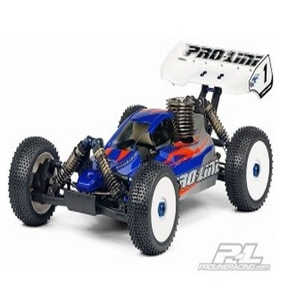 AP3260 Crowd Pleazer 2.0 Clear Body for RC8