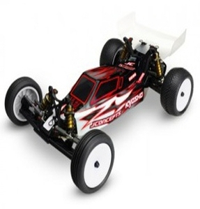 "AJ0251 Illuzion - Kyosho RB6 - Finnisher body w/ 6.5"" Hi-Clearance wing"