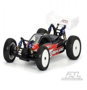 AP3356 BullDog Clear Body for Kyosho Lazer ZX-5