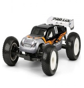 AP3250 Crowd Pleazer 2.0 Clear Body for Losi 8ight T