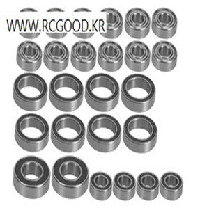 [BS-AX10-V1]Ball Bearing Set For Ax10 Scorpion