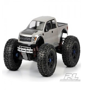 AP3345 Ford F-150 SVT Raptor Clear Body for E-MAXX 3903 & 3905, E-REVO, T-MAXX 3.3, REVO 3.3 & MGT