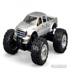 AP3193 Ford F-650 Clear Body for E-REVO, REVO 3.3 & MGT