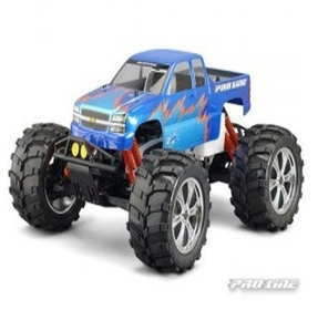 AP3159 Silverado HD Off-Road Concept Clear Body for T/E/2.5-MAXX, REVO & Savage