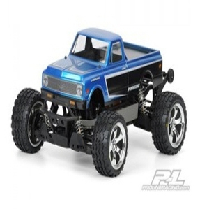 AP3251 1972 Chevy C-10 Clear Body for Stampede