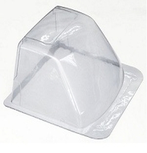 [Z-B0004]Clear Lexan Windshield for Tamiya Hilux or RC4WD Mojave Body