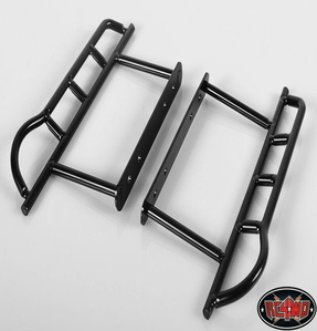 [ Z-S0781]Tough Armor Side Steel Sliders for Axial SCX10