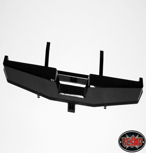 [Z-S0579]Tough Armor Rear Bumper for Trail Finder 2 w/Hitch Mount