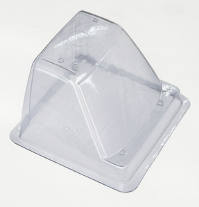 [ Z-B0003]Clear Lexan Windshield for Tamiya F-350 Body