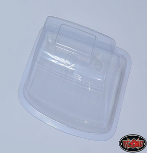 [Z-B0011]Clear Window for Tamiya Clod Buster