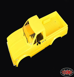 [Z-B0033]Complete Mojave Body Set for Trail Finder 2 (Yellow)