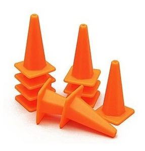 [Z-S0095]1/10 Scale Traffic Cone (Orange)