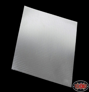 [Z-S0533]Scale Diamond Plate Aluminum Sheets (2)