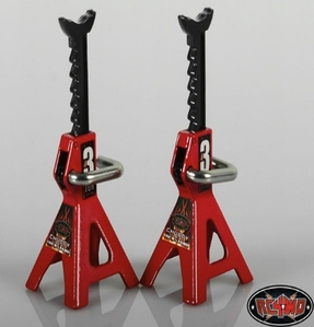 [ Z-S0731 ]Chubby Mini 3 TON Scale Jack Stands