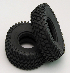 [Z-T0100]Mud Thrashers 1.55 Scale Tires