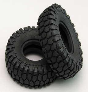 [Z-T0053]Rock Crusher X/T 1.55 Scale Tires