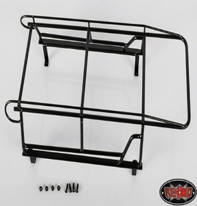[Z-C0038]Tough Armor Contractor Rack for Mojave and Hilux Truck Bodies