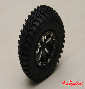 [Z-T0051]Mud Thrashers 1.9 Scale Tires