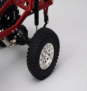 "[Z-T0005]Dirt Grabber 1.9"" All Terrain Tires"