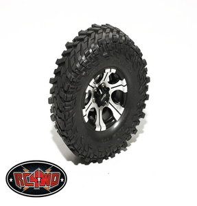 "[Z-P0032]Mickey Thompson 1.9 Single Baja Claw 4.19"" Scale Tire"