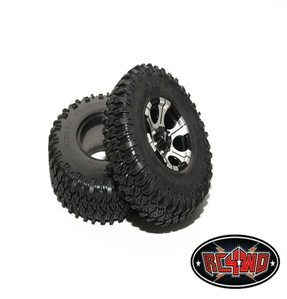 [Z-P0033]Mickey Thompson 1.9 Single Baja MTZ Scale Tire