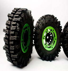 "[Z-T0097]Mud Slingers 2.2"" Tires (1x Pair)"