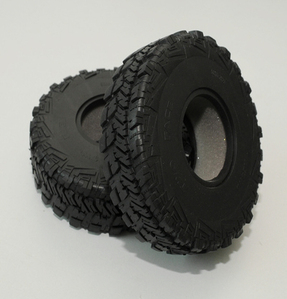 [Z-T0057]Two Face 2.2 Offroad Scale Tires