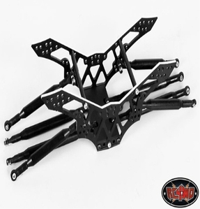 [Z-C0011]1/10 Diablo Crawler Chassis with Link Set