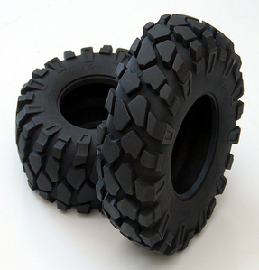 "[Z-T0003]Rock Crusher Monster 40 Series 3.8"" Tires"