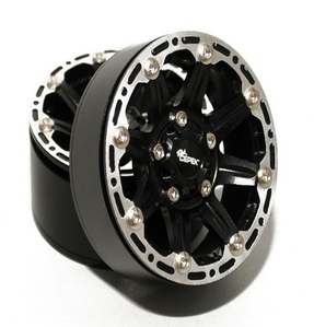 "[ Z-W0079]Dick Cepek Torque 1.55"" Internal Beadlock Wheels"