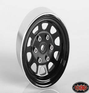 "[Z-W0124]Stamped Steel 1.7"" Beadlock Wagon Wheels"