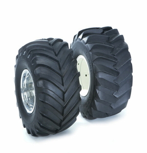 [Z-T0018]B&H Monster Truck Clod Tires