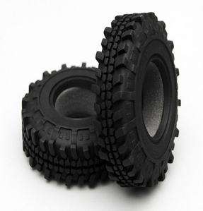 [Z-P0014]Trail Buster Single Scale 1.9 Tires