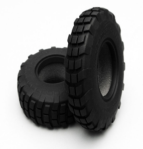 [Z-P0006]Mud Plugger Single 1.9 Scale Tire