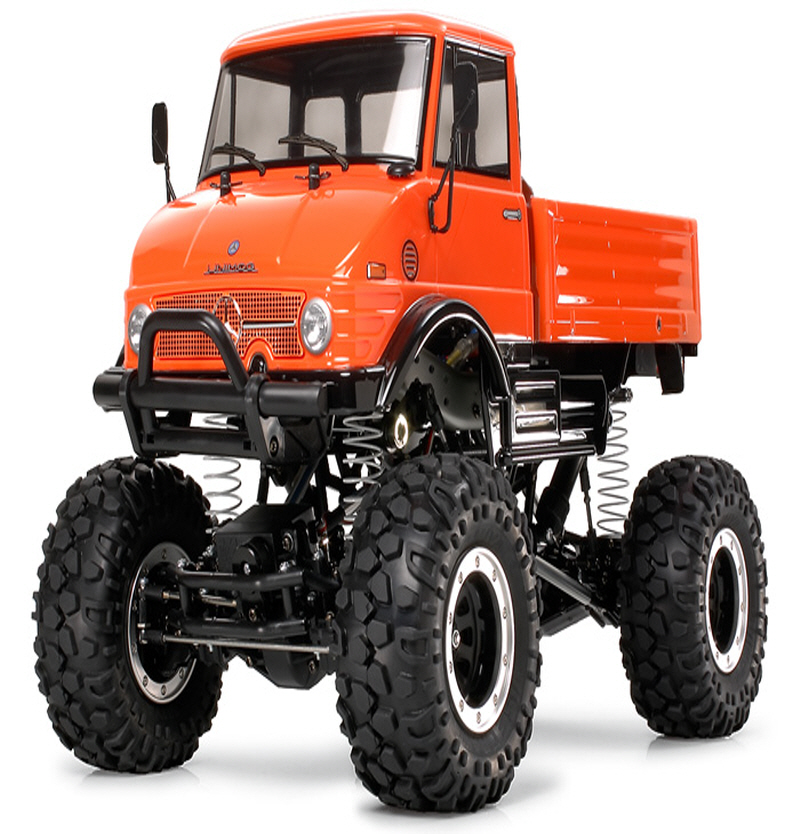 RC Mercedes-Benz Unimog 406-CR01 Series U900 [58414]