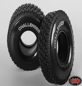 [Z-P0040]Challenger 1.9 Single Scale Tire