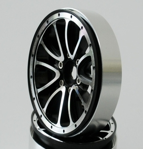 [Z-W0070]Twister 2.2 Offroad Beadlock Wheels (30mm Wide)